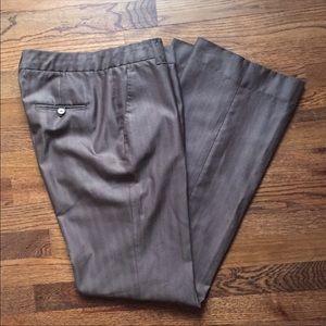 Zara Pants - Zara wool-silk blend pants, limited edition